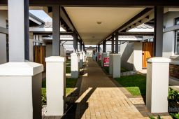 Garden apartments at Eastlands Mature Lifestyle Estate