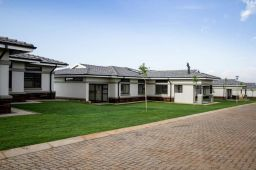Exterior image of residential house at Eastlands, Benoni