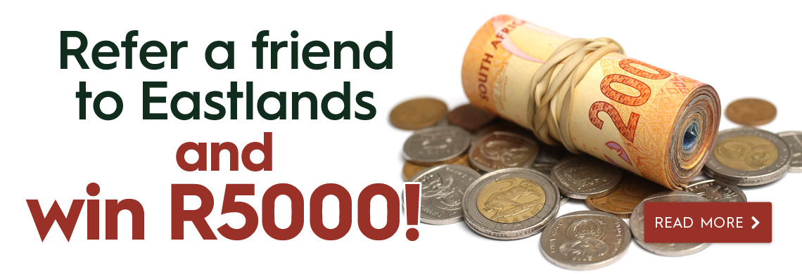 Refer a friend and earn R5000